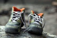 Meine Schuhe Lizenzfreies Stockfoto