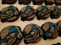 Meine selbst gemachten kleinen Kuchen lizenzfreie stockfotografie