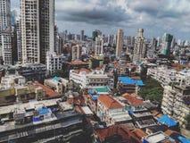 Meine Stadt Stockbild