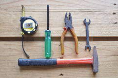 Meine Werkzeuge Lizenzfreie Stockfotografie