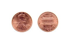 Meine zwei Cents stockfotos