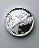 Meio dólar de Estados Unidos Fotografia de Stock