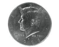 Meio dólar Foto de Stock
