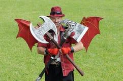 Meio dragão Fotos de Stock