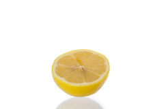 Meio limão Fotografia de Stock