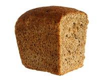 Meio naco de pão Fotografia de Stock Royalty Free