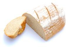 Meio pão de centeio do naco Imagens de Stock Royalty Free