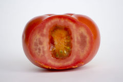 Meio tomate Fotos de Stock