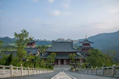 Meisha OCT East Shenzhen Huaxing Temple Main Hall Royalty Free Stock Photo
