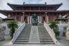 Meisha OCT East Shenzhen Huaxing Temple Main Hall Royalty Free Stock Photos