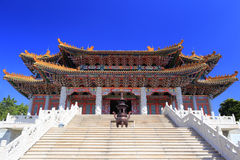 Meishansi temple,amoy city,china Royalty Free Stock Photos