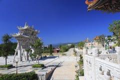 Meishansi temple,amoy city Royalty Free Stock Image