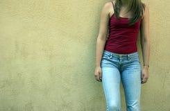 Meisje stock afbeelding