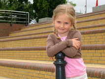 Meisje Royalty-vrije Stock Fotografie
