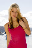 Meisje Royalty-vrije Stock Foto