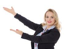 Meisje dat Royalty-vrije Stock Afbeelding