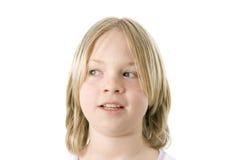 Meisje dat pret heeft Royalty-vrije Stock Foto