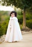 Meisje in kaap Royalty-vrije Stock Foto's