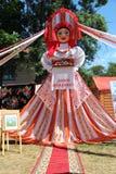 Meisje Rus Royalty-vrije Stock Foto