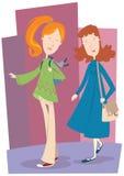 Meisjes Royalty-vrije Stock Afbeelding