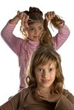 Meisjes Royalty-vrije Stock Foto