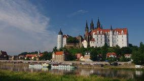Meissen Albrechtsburg Royalty Free Stock Photography