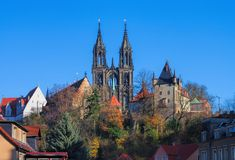 Meissen Albrechtsburg Royalty Free Stock Images