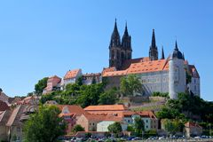 Meissen castle Royalty Free Stock Photo