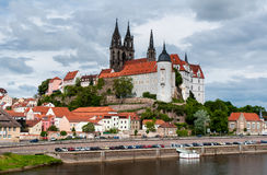 Meissen Castle Stock Photography