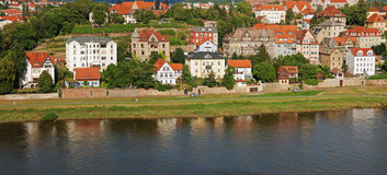 Meissen cityscape Stock Photo