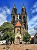 Meissen Dome, Saxony, Germany Stock Photography