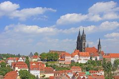 Meissen (Germany) Royalty Free Stock Images