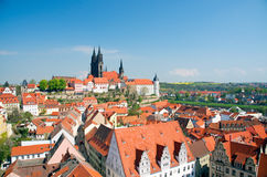 Meissen in Germany Royalty Free Stock Photos