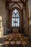 Meissen katedra w Albrechtsburg kasztelu Obraz Royalty Free