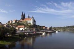 Meissen, Saksen, Duitsland Royalty-vrije Stock Foto's