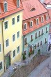 Meissen-Straße Deutschland Lizenzfreies Stockbild