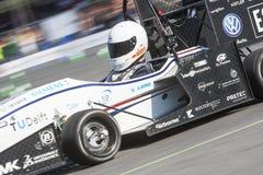 Meister-Formelstudent 2015 TU Delft Welt Stockfotos
