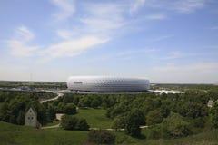 2012 Meister-Liga-abschließende Vorschau Lizenzfreies Stockbild