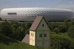 2012 Meister-Liga-abschließende Vorschau Stockbilder