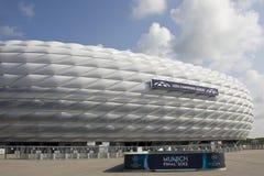 2012 Meister-Liga abschließendes Bayern Munich V Chelsea Lizenzfreies Stockbild