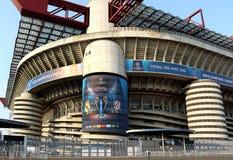 MEISTER-LIGA MAILAND UEFA 2016 Stockfotografie