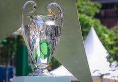 Meister-Ligapokal stockfoto