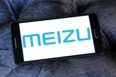 Meizu技术公司商标 免版税库存照片