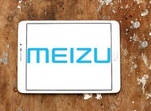 Meizu technologii firmy logo Obraz Royalty Free