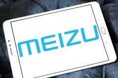 Meizu technologii firmy logo Obraz Stock
