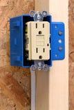 Mejoras para el hogar - eléctricas imagenes de archivo