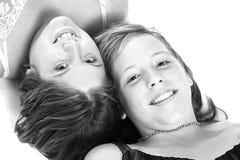 Mejores amigos Fotografía de archivo