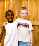 Mejores amigos Foto de archivo