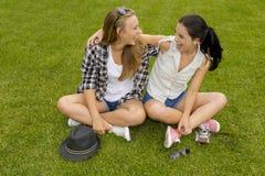 Mejores amigos Imagen de archivo libre de regalías