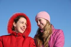 Mejores amigos Fotografía de archivo libre de regalías